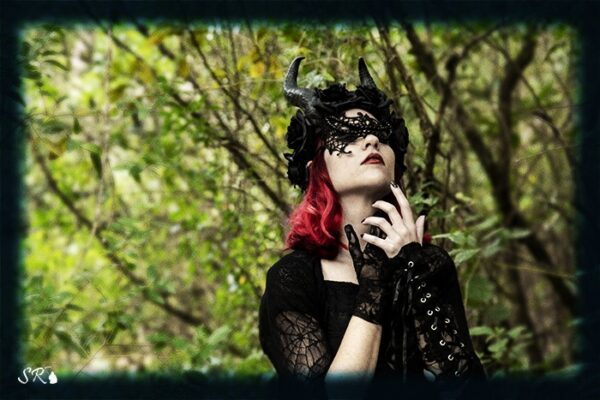 Gothic | The Darkness fashion I | Nature Sesion 13 - By Soul Reaper