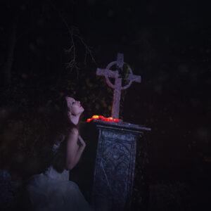 Graveyard bride 11 - Darkness Art