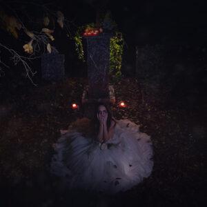 Graveyard bride 14 - Darkness Art
