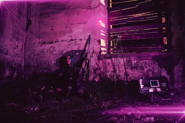 Long Distance Killer 10 - Cyberpunk Art - By Soul Reaper