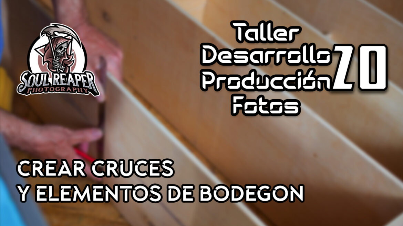 Cruces y elementos bodegón | Soul Reaper Photography | TALLER 1x20