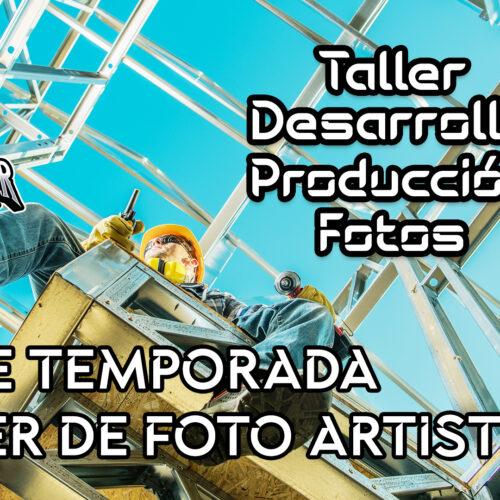 Fin de temporada fotografía artística | TALLER | cap. 1x28